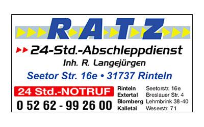 Ratz Autowerkstatt